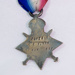 Medals:  Star Medal belonging to Captain C T Turner AMC; Ca 1918; AR#151