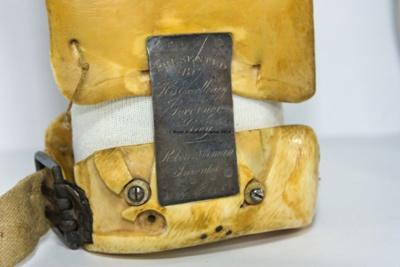 Equipment:  Corporal Coles Prosthetic Hand; Robert Norman; 1845; AR#1723