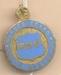 Badge: Nurses Board South Australia Registered Mental Nurse  (RMN); S. Schlank & Co (S .S & Co); Ca 1941; AR#1002