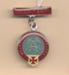 Badge: Mount Gambier Hospital, Midwifery; Ca 1980; AR#1010