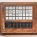 Equipment:  Fire Mimic Panel Call Board; 1938; AR#3447