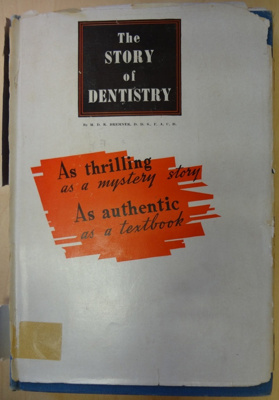 Book: The story of dentistry; 1939; AR#8499