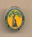 Badge: Orthopaedic Nursing,  Royal Adelaide Hospital; Ca 2000; AR#5386