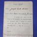 Sir Joseph Verco collection: 'Society of Apothecaries of London'; 1870; AR#4864