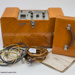Equipment:  Electrocardiograph, a portable Both BME Direct Writing Machine; 1948; AR#4879