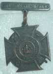 Badge: Royal British Nurses Association  ; C1938; AR#130