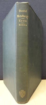 Book: Dental metallurgy; 1904; AR#8498