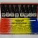 Equipment: Marshalls transparent liquid retouch kit; AR#9669