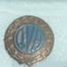Badge: Queen Victoria Hospital; Ca 1950; AR#118
