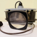 Equipment: Portable Chest X-Ray Viewer; Ca 1940; AR#9590