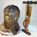Vajen Head Protector; Vajen-Bader Co.; 1956; #2012.1 StJ