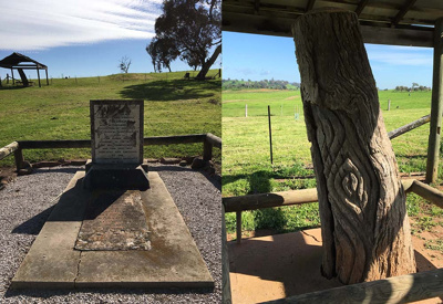 Yuranigh's Grave