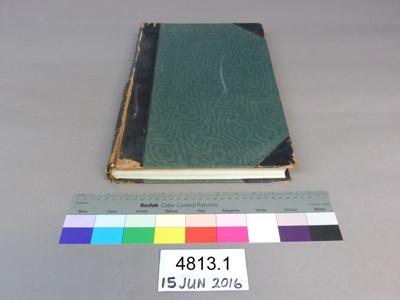 Book; Unknown; Unknown; 4813.1