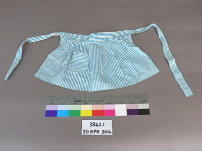 Apron; Unknown; Unknown; 3842.1