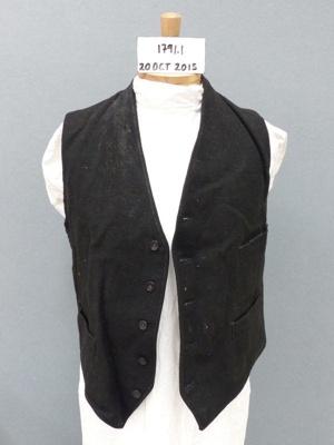 Vest; Unknown; Unknown; 1791.1