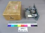 Stamp machine; Post Office Workshops; Unknown; 4810.1