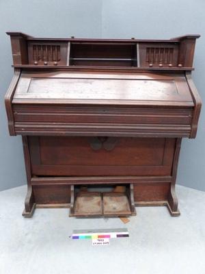 Harmonium; Mason & Hamlin, Boston USA; Unknown; 40.1