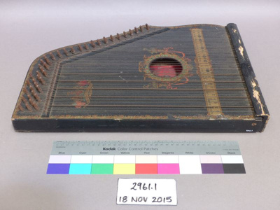 Zither; Unknown; Unknown; 2961.1