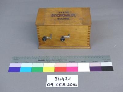 Film developing tank; Eastman Kodak Company; Unknown; 3442.1