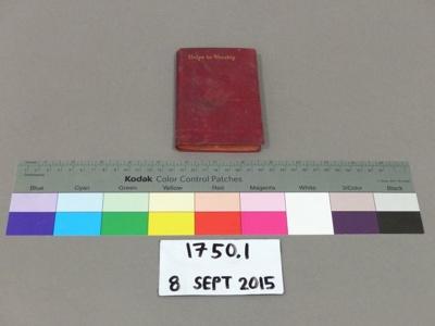 Book; Unknown; Unknown; 1750.1