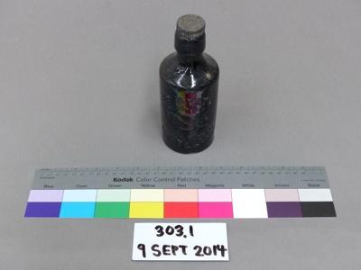 Bottle; Unknown; Unknown; 303.1