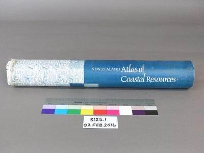 Atlas; P.D Hasselberg; 1981; 3125.1