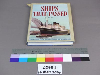 Book; Reed Books Pty Ltd; 1984; 4275.1