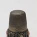 Thimble; ca 1900; KMBS 0153.3