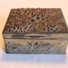 Embossed silver box; Unknown; KMBS 0634.1