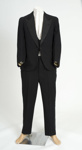 Dress suit; Robert Heron; Late 19th early 20th century; KMBS 1100.1
