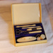 Manicure set; Unknown; c1850s to 1940; KMBS 0765.1