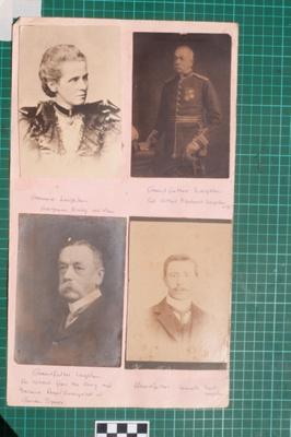 Photograph-Album Page - Laughton Family Photographs; Gwenda Elizabeth Donaldson; 6.10.2