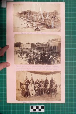 Photograph-Album Page - Laughton Burmese Photographs; Gwenda Elizabeth Donaldson, Arthur Frederick Laughton; 1856; 6.4.2