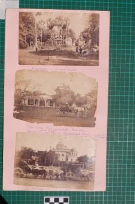 Photograph-Album Page - Laughton Family Photographs; Gwenda Elizabeth Donaldson; 6.9.2