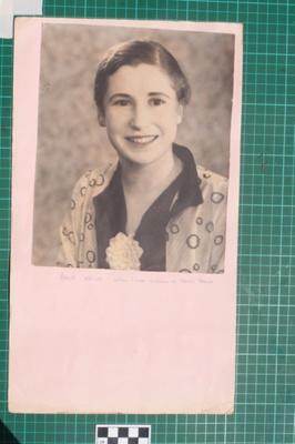 Gwenda Elizabeth Donaldson; 6.20.2