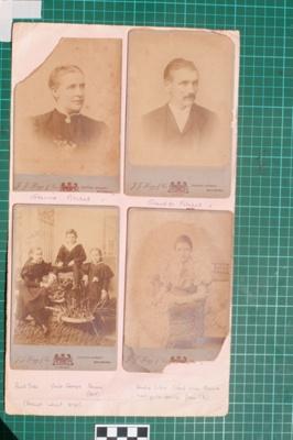 Photograph-Album Page - Mitchell Family Photographs; Gwenda Elizabeth Donaldson; 6.12.2