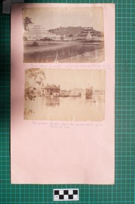 Photograph-Album Page - Laughton Burmese Photographs; Gwenda Elizabeth Donaldson, Arthur Frederick Laughton; 1856; 6.5.2