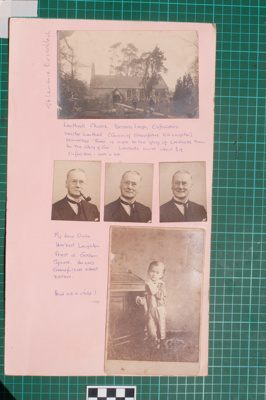 Photograph-Album Page - Laughton Family Photographs; Gwenda Elizabeth Donaldson; 6.11.2