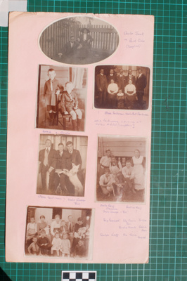 Photograph-Album Page - Mitchell Family Photographs; Gwenda Elizabeth Donaldson; 6.7.2