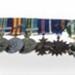 Lieutenant A.A Casadio's medals; c1970; 40169