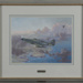 "Painting ""Practice run"" by John Downton; John Downton; 41186"