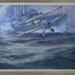 HMAS Sydney launches her Sopwith Camel c1918; David Marshall; 1991; 41167