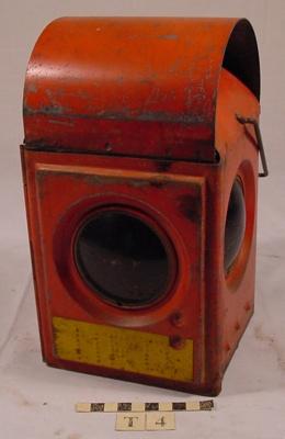 HAZARD LAMP; 1951; T-4-0