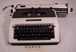 TYPEWRITER; Silver Seiko Ltd.; T-896-2