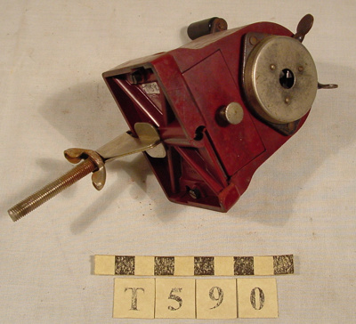 PENCIL SHARPENER; Staedtler; T-590-0