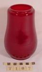BARRIER LAMP GLASS; T-107-0