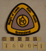 IDENTIFICATION BADGE (WEIGHT OF LOADS); T-600-1