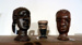 African Heads and Drum; 2014.1.1