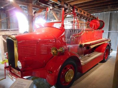 Dennis Fire Engine c1932; 1932.01