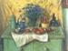Evening cornflowers; Margaret Olley; 1991; 65